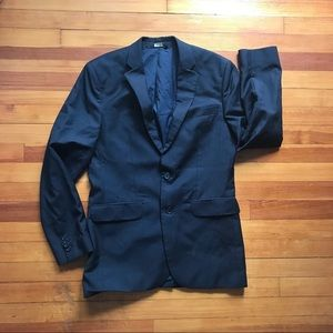 BANANA REPUBLIC Navy Blue Blazer Size 38R